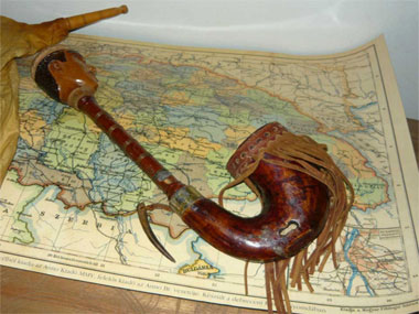 Bagpipe From Ero