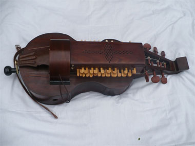 Galician Hurdy-Gurdy